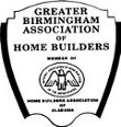 Roy Martin Construction Company is a member of the Greater Birmingham area Association of Home Builders